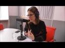 Ксения Собчак в Мурманске. Эфир на Большом Радио