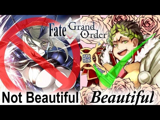 Fate/Grand Order: London Altria Battle (The Most Beautiful Solo)