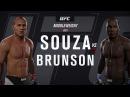 UFC ON FOX 27 derek brunson vs jacare souza 2
