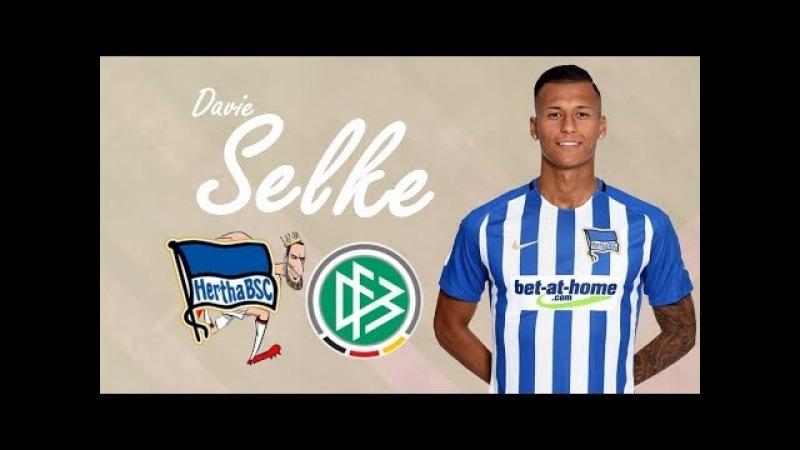 Davie Selke | Hertha BSC | Goals, Skills, Assists|
