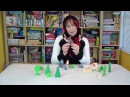 Сказка теремок. Видео из программы для детей 1 до 2-х лет