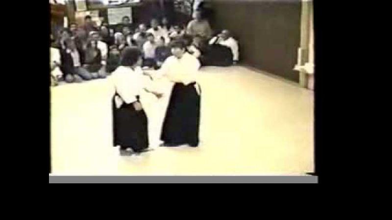 4th Dan Demo: Henka-waza and jiyu-waza (1992)