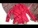 Костюм в стиле Шанель с шелковой блузкой и сумкой на цепочке Жакет с клапанами и юбка на молнии