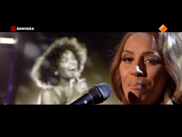 Whitney Houston imitation by Glennis Grace - One Moment in Time