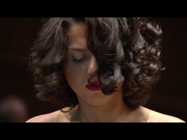Khatia Buniatishvili - Hungarian Rhapsody No 2 in C sharp minor (Liszt) HD