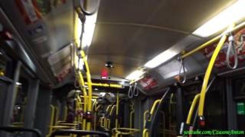 Autobusy w Hamburgu, linia 5 / Автобусы Гамбурга, маршрут 5
