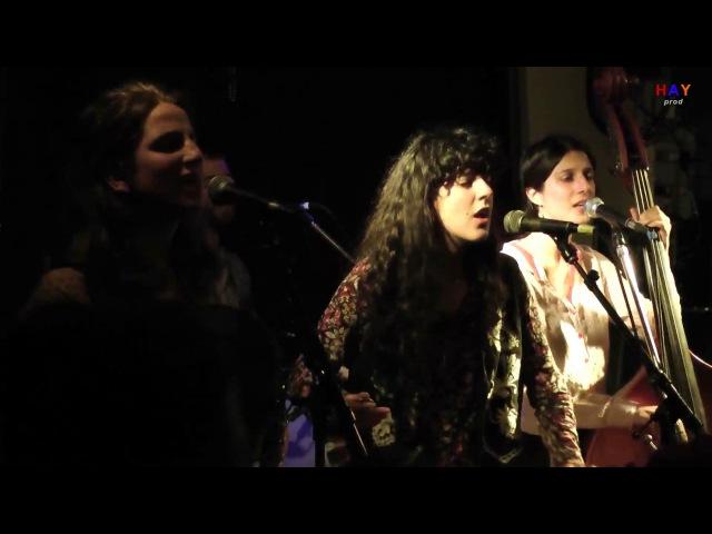 Collectif MEDZ BAZAR Kanadim Degdi Sevdaya Live @ ALG 0017