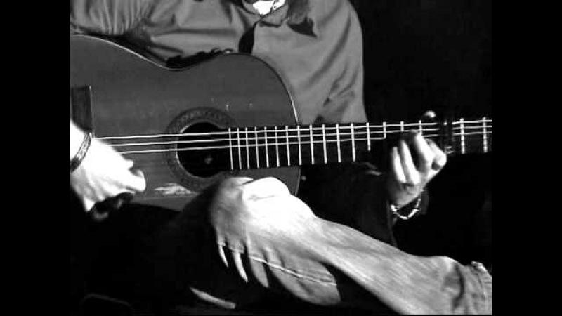 Испанская гитара Mazarini