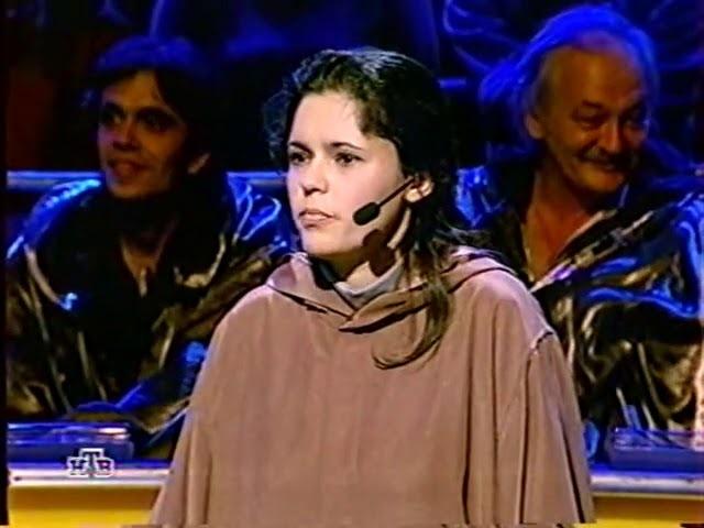 Своя игра. Бурда - Клычкова - Белкин (15.11.2003)