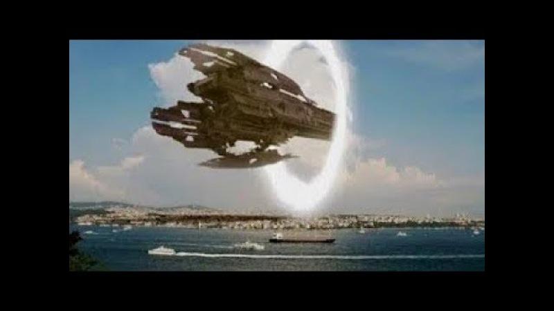 Вот что вытворил НЛО прямо перед камерами.Археологов просто парализовало.Что охраняют пришельцы