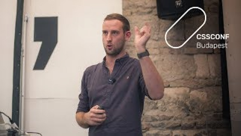 Harry Roberts: Why Fast Matters | CSSConf Budapest 2017