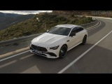 Mercedes-AMG GT 53 4Matic+ 4-Door Coupe (Driving)