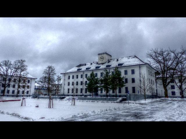 Eberswalde/Эберсвальде - Kaserne Schützenregiment 3 und 20.Gardearmee -Teil 2
