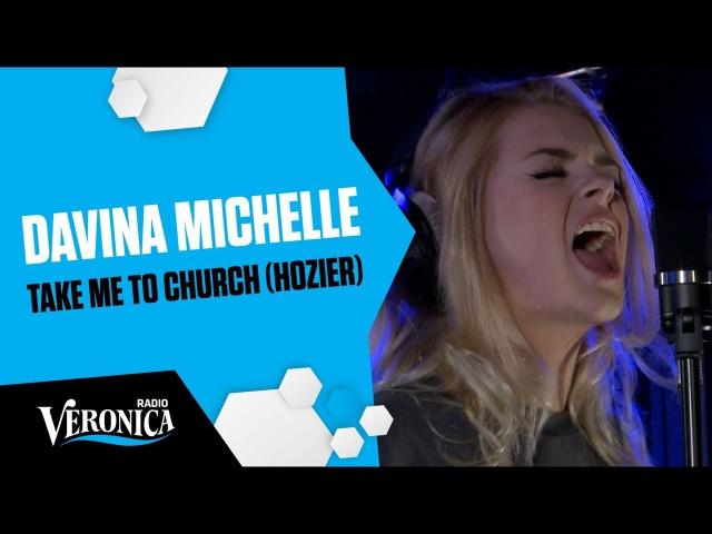 DAVINA MICHELLE - TAKE ME TO CHURCH (HOZIER) Live bij Giel