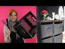 DIY Shoe Storage w Zip Ties Milk Crates Laci Jane