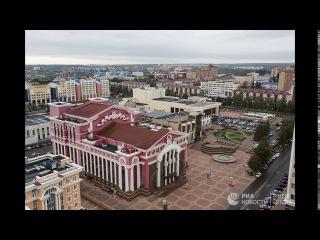 Приехать в Саранск и умереть от восторга. Как изменился город к ЧМ-2018 РИА Новости...