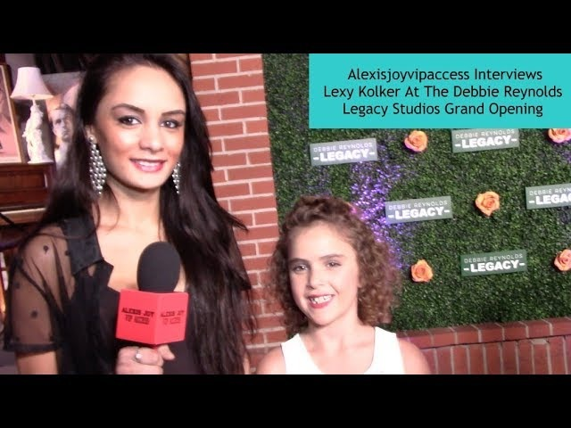 Interview: Lexy Kolker Talks About Marvel's Agents Of Shield - With Alexisjoyvipaccess