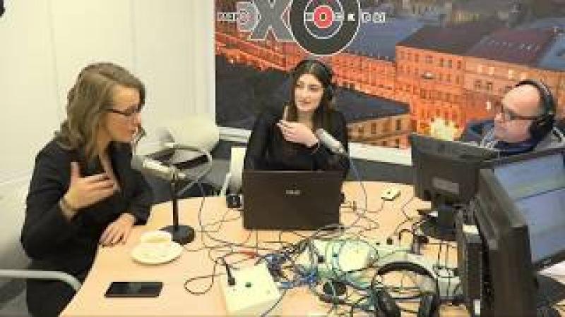 Ксения Собчак об иске против регистрации Путина на выборах 16.02.18