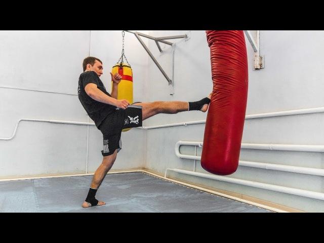 Самый эффективный удар ногой в MMA cfvsq 'aatrnbdysq elfh yjujq d mma