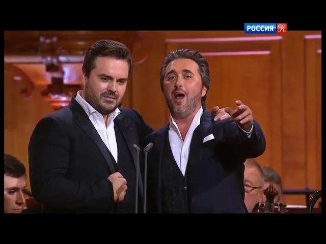 Василий Ладюк и Алексей Татаринцев, дуэт из оперы