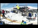 Gudauri Ski Lift accident Leaves at Least Ten injured - Part 2