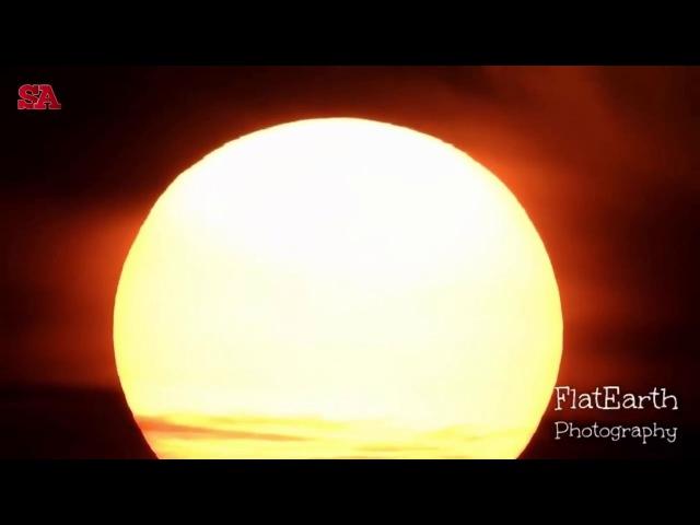 [Аллаh Велик] Облака перед солнцем и за ним часть 3