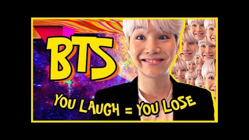 BTS 'You Laugh = You Lose' Challenge [HARD]