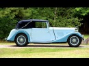 AC Six 1670 Drophead Coupe