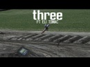 THREE featuring Eli Tomac helicopter shoot Motocross Action Magazine New Year Video