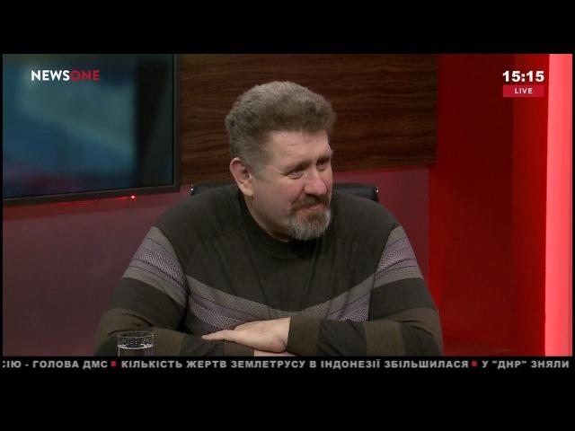 Бондаренко: Порошенко стал первым, кто решил прибрать к ногтю все медиапростра ...