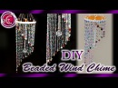 Beaded wind chime Wall hanging Art with Creativity 258