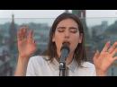 Dua Lipa - Blow Your Mind (Mwah) - Rooftop Acoustic Live Session