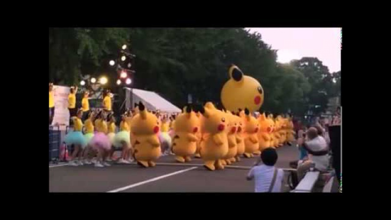 Pikachu contra Dilma e PT