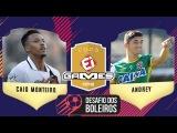 Caio Monteiro (Vasco da Gama) x Andrey (Vasco da Gama) – Copa EI Games, FIFA 18, Desafio dos Boleiros