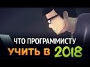 Какой язык программирования учить в 2018