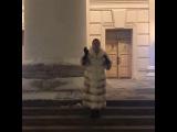 Ольга Тумайкина в Instagram: «Сегодня премьера в Большом!!!... «Пиковая дама» !!!Пушкин Чайковский Римас Туминас!!!!!!!! А накануне,высадился вахта...