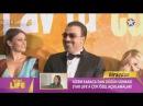 Gizem Karaca ve Sermiyan Midyat Ay Lav Yu Tuu Filminin Galasında / Star Life / 23 Eylül 2017