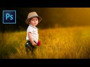 Soft Style Dreamy Child Portrait Edit in Photoshop | PiXimperfect