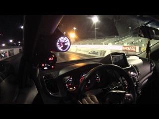 turbo forte koup vs 2013 v6 mustangs