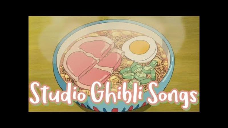 🌹감성자극 지브리 애니 OST 모음🍒Studio Ghibli Best Songs Collection(Relaxing Piano)スタジオジブリ BGM🌹
