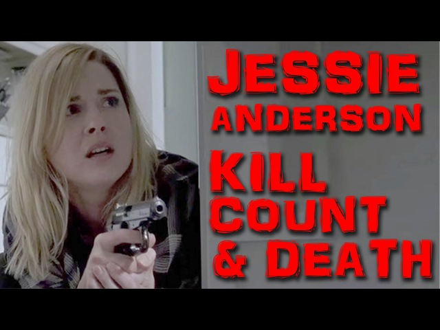 WALKING DEAD - Jessie - KILL COUNT AND DEATH