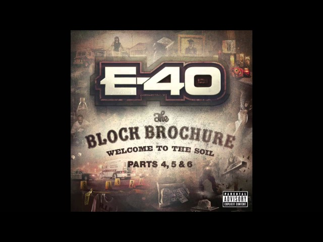 E 40 Feat Skeme Problem Turn Up Or Burn Up