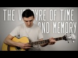 Queens of the Stone Age - The Vampyre of Time and Memory (fingerstyle bass cover)