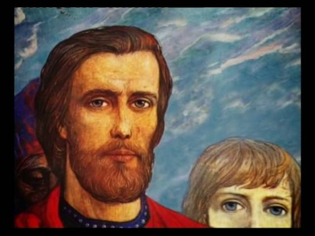 Закон Божий. Благоверный князь Димитрий Донской. 52