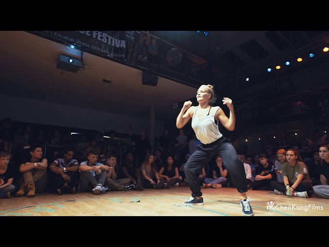 Free Spirit Festival 2017 MUSICOLOGY Yugson vs Katya Joy Native Drums -Final