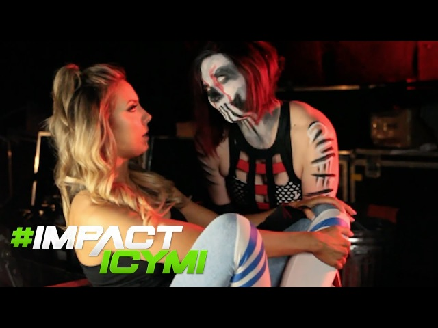 What is Happening Between Allie and Rosemary? | IMPACTICYMI June 1st, 2017