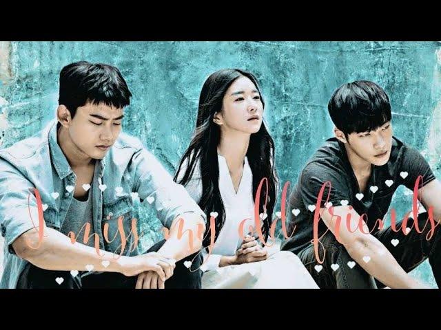 Sang Hwan x Sang Mi x Dong Cheol - I miss my old friends