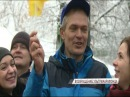 Ультрамарафонец Дмитрий Ерохин пробежал рекордные 777 км. по «Золотому кольцу»
