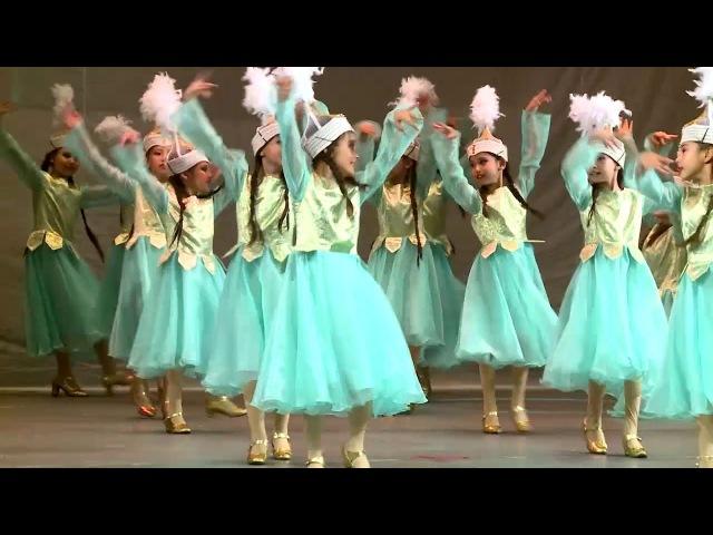 Танец «Интизар»