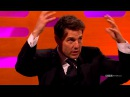 Tom Cruise Wants Clarity Before Running From An Exploding Tank - The Graham Norton Show